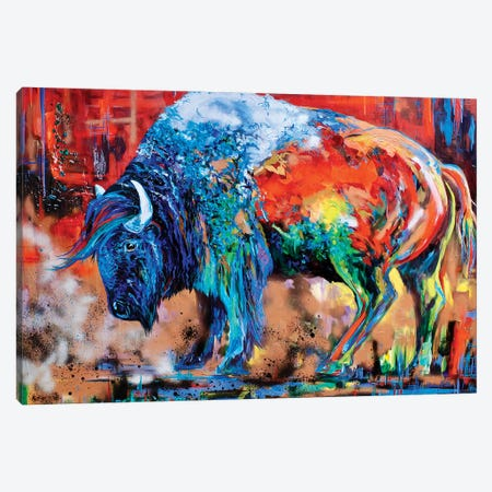 Bill Canvas Print #DAL164} by Lindsey Dahl Canvas Print