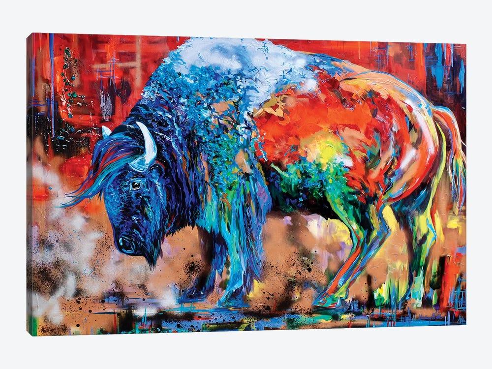Bill by Lindsey Dahl 1-piece Canvas Art Print