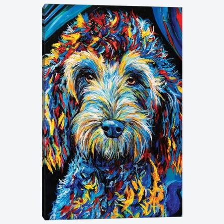 Cookie Canvas Print #DAL166} by Lindsey Dahl Canvas Art Print