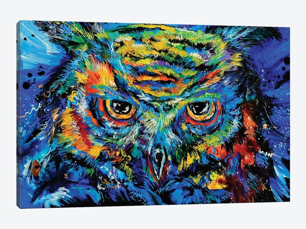 Night Watchman by Lindsey Dahl 1-piece Canvas Print