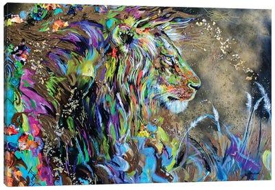 Untamed Canvas Art Print