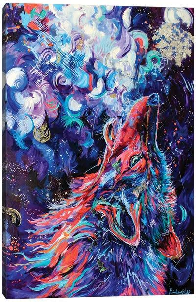 Night Sounds Canvas Art Print