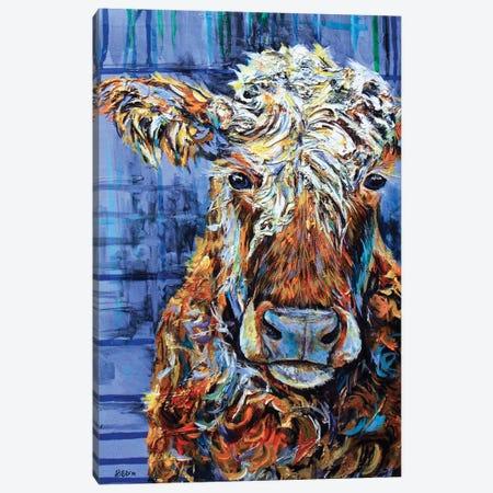 Hilander Canvas Print #DAL43} by Lindsey Dahl Canvas Artwork