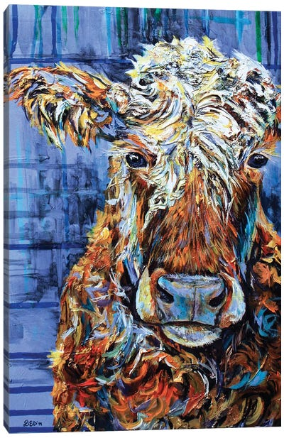 Hilander Canvas Art Print
