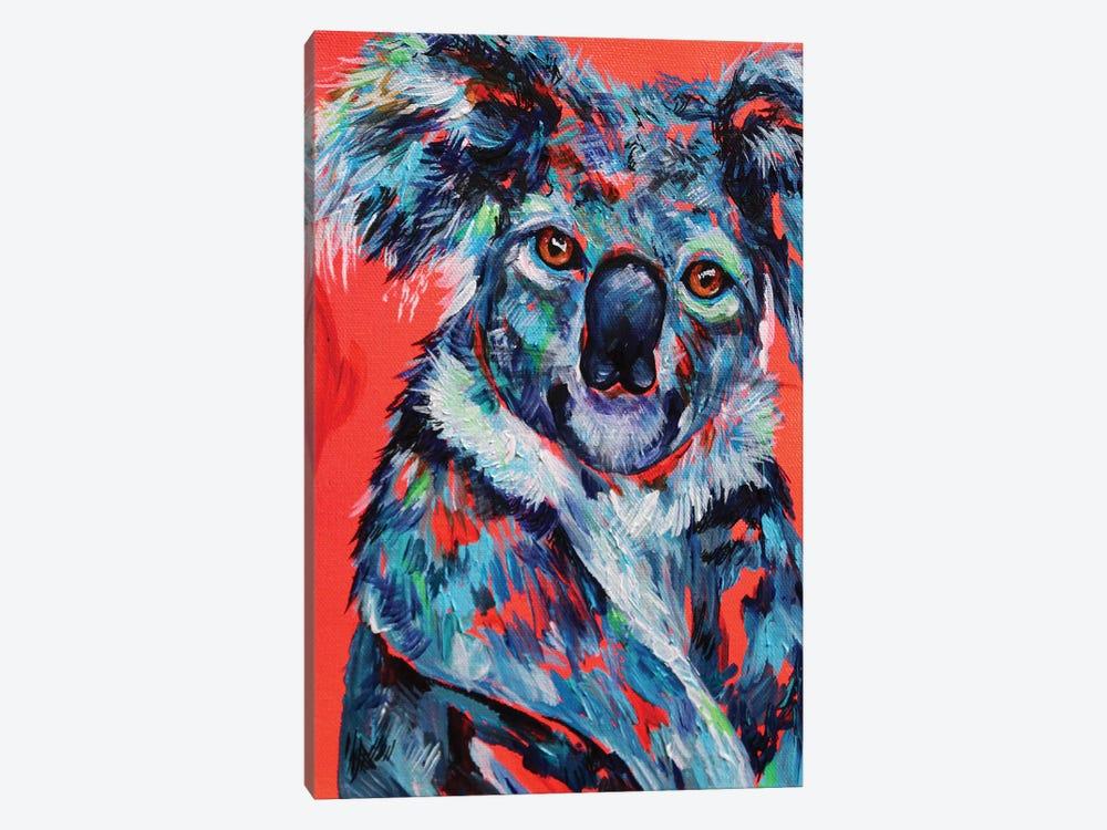 Koala by Lindsey Dahl 1-piece Canvas Print