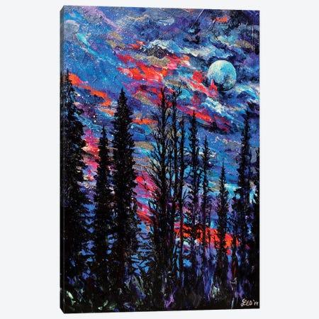 Pure Michigan Canvas Print #DAL82} by Lindsey Dahl Canvas Artwork