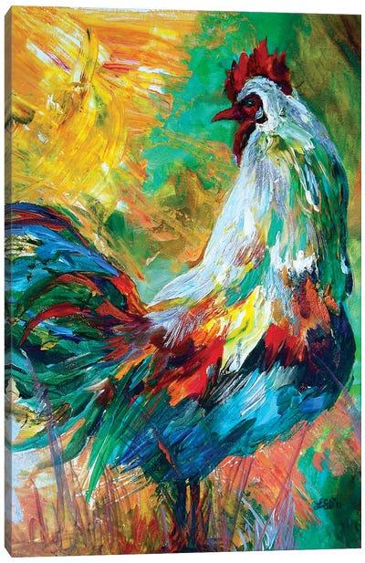 Roos Canvas Art Print