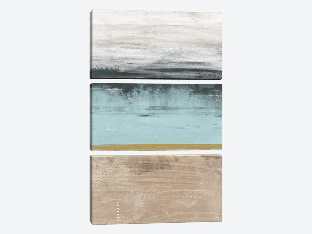 Familiar Feeling by Dan Meneely 3-piece Canvas Wall Art