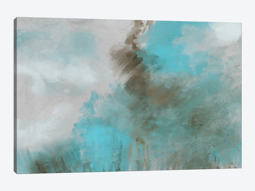 Garden Patina I by Dan Meneely 1-piece Canvas Artwork