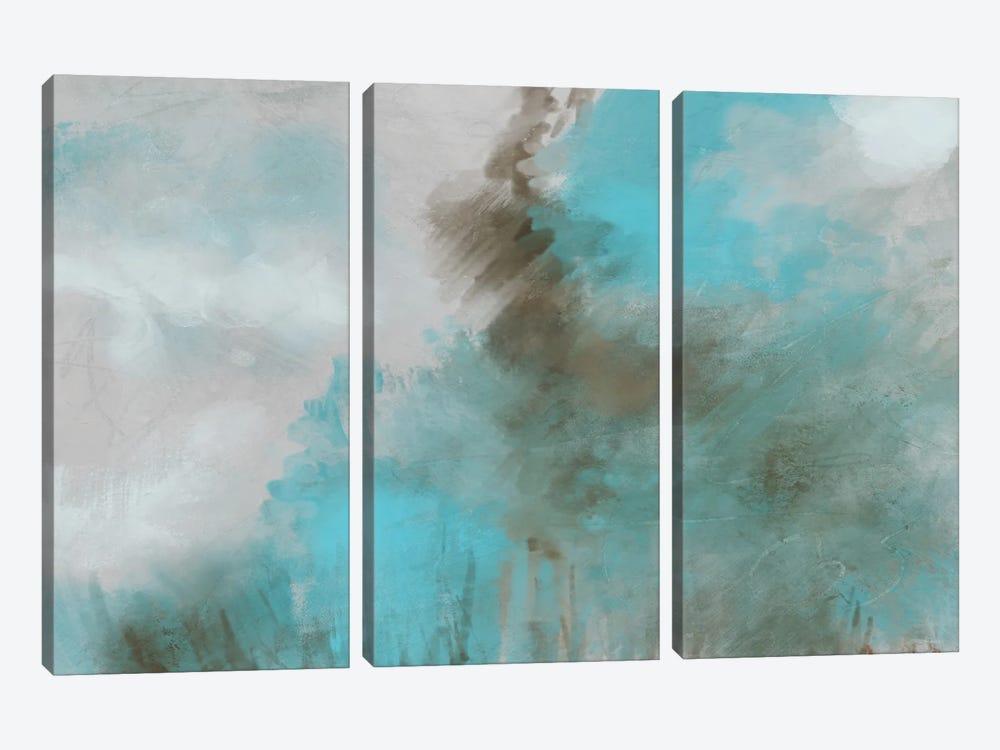 Garden Patina I by Dan Meneely 3-piece Canvas Art