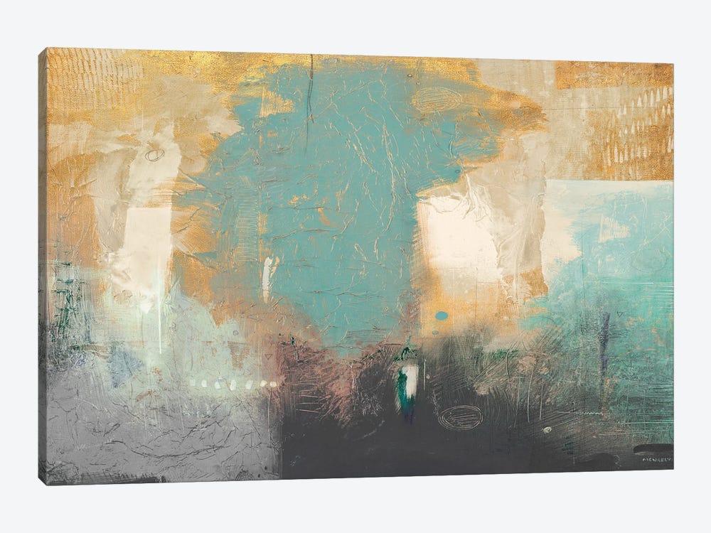 Golden Peak by Dan Meneely 1-piece Canvas Art