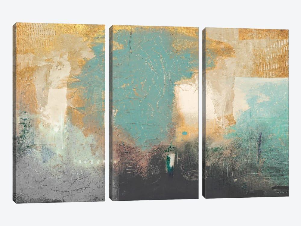 Golden Peak by Dan Meneely 3-piece Canvas Wall Art