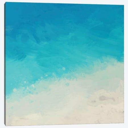 Ocean Blue Sea II Canvas Print #DAM128} by Dan Meneely Canvas Art Print