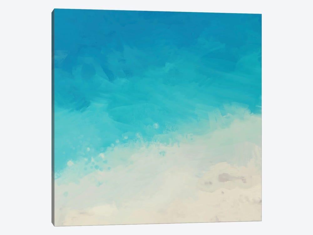 Ocean Blue Sea II by Dan Meneely 1-piece Canvas Art Print