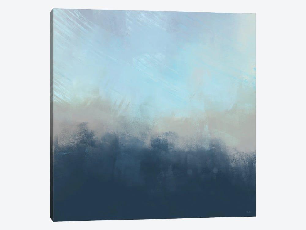Ocean Fog I by Dan Meneely 1-piece Canvas Wall Art