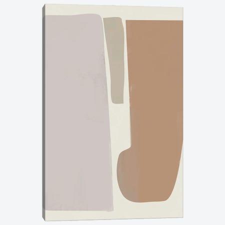 Vintage Machine Abstract I Canvas Print #DAM147} by Dan Meneely Canvas Artwork