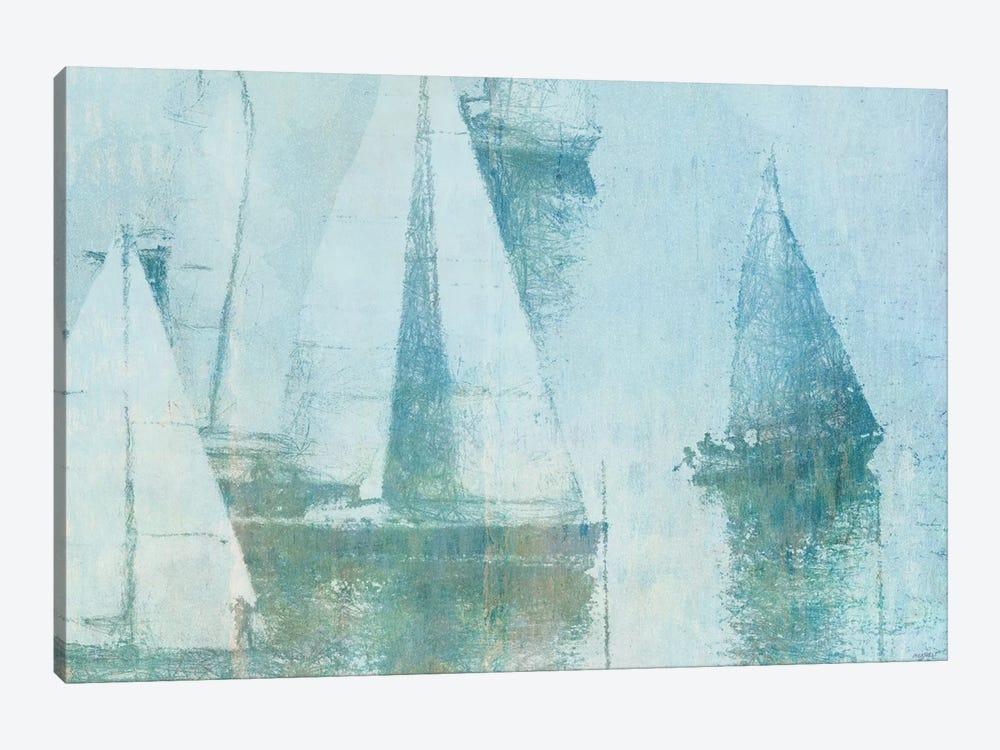 Vintage Sailing II by Dan Meneely 1-piece Canvas Wall Art