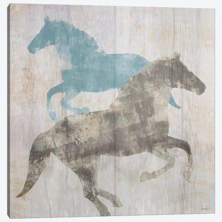 Equine I Canvas Print #DAM18} by Dan Meneely Canvas Art