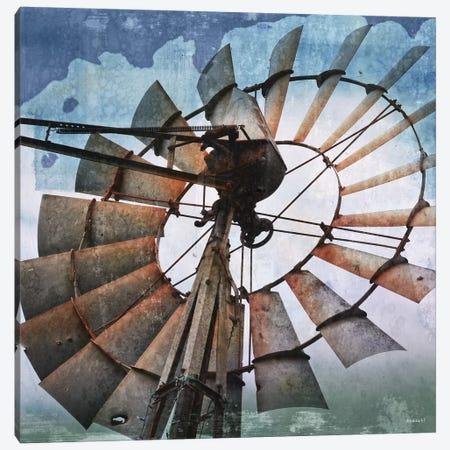 In the Wind Canvas Print #DAM22} by Dan Meneely Art Print