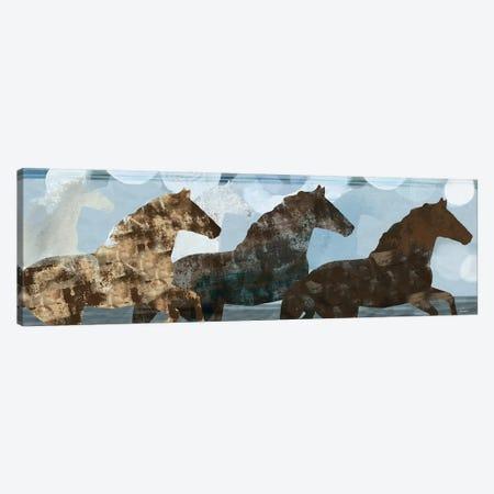 Lively Spirit II Canvas Print #DAM24} by Dan Meneely Canvas Artwork