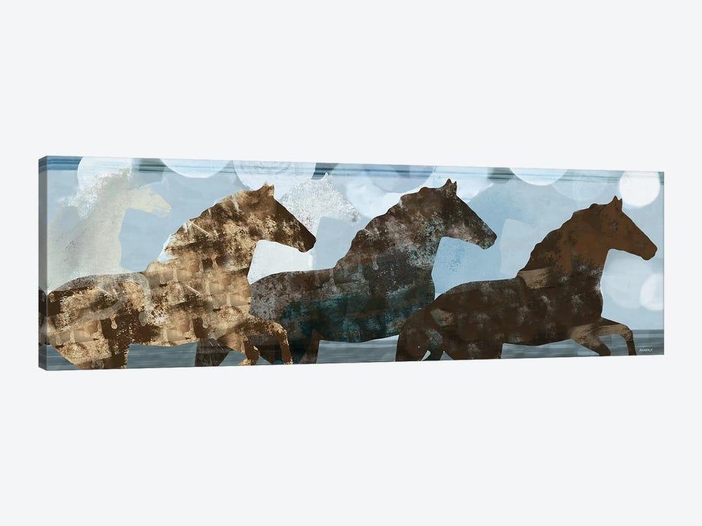Lively Spirit II by Dan Meneely 1-piece Canvas Wall Art