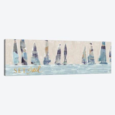 Sailing Inspiration I Canvas Print #DAM30} by Dan Meneely Canvas Wall Art