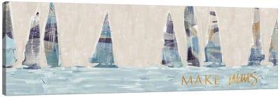 Sailing Inspiration II Canvas Art Print