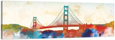 Golden Gate Canvas Art Print