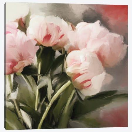 Floral Arrangement I Canvas Print #DAM63} by Dan Meneely Canvas Art Print