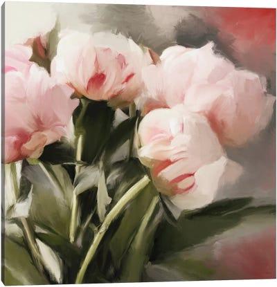 Floral Arrangement I Canvas Art Print