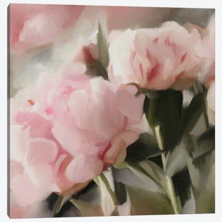 Floral Arrangement II Canvas Print #DAM64} by Dan Meneely Canvas Art