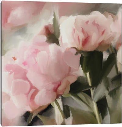 Floral Arrangement II Canvas Art Print