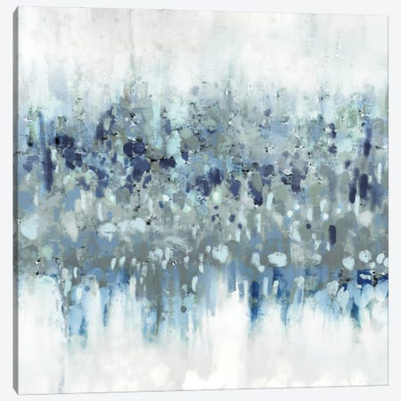 Blue Crossing I Canvas Print #DAM84} by Dan Meneely Canvas Art
