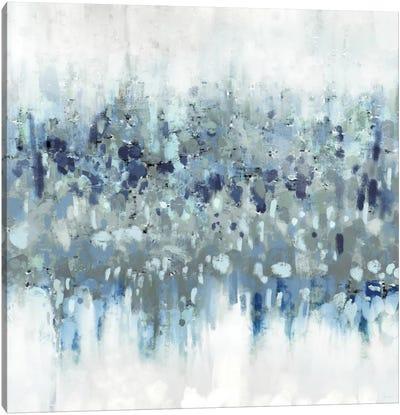 Blue Crossing I Canvas Art Print