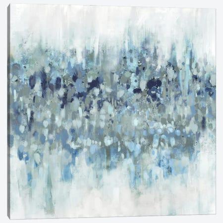 Blue Crossing II Canvas Print #DAM85} by Dan Meneely Canvas Art