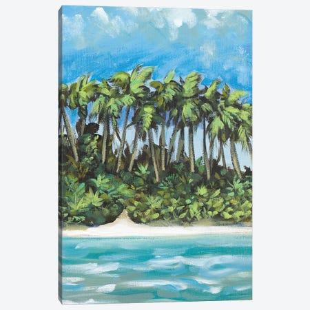 Coastal Escape II Canvas Print #DAM93} by Dan Meneely Canvas Wall Art