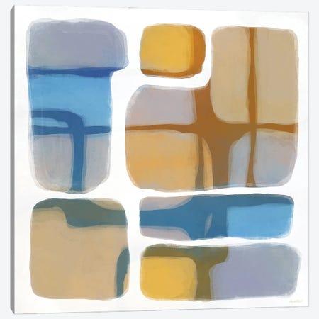 Color Litho II Canvas Print #DAM96} by Dan Meneely Canvas Print
