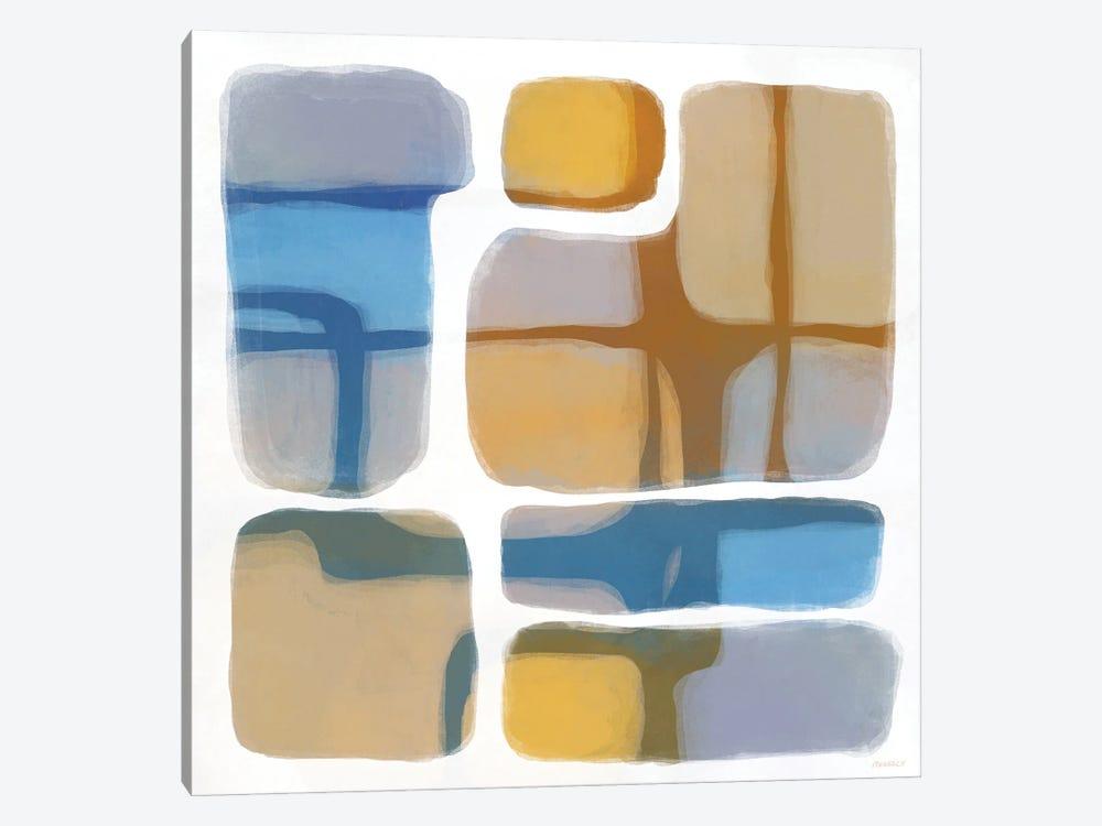 Color Litho II by Dan Meneely 1-piece Art Print