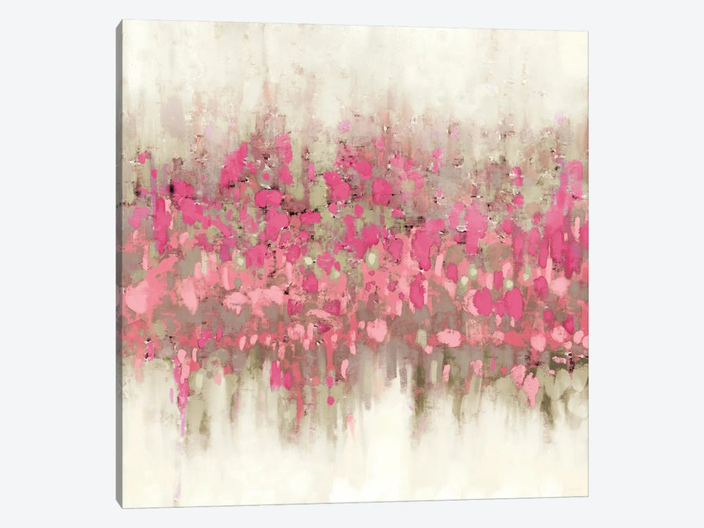 Crossing Abstract I by Dan Meneely 1-piece Canvas Wall Art