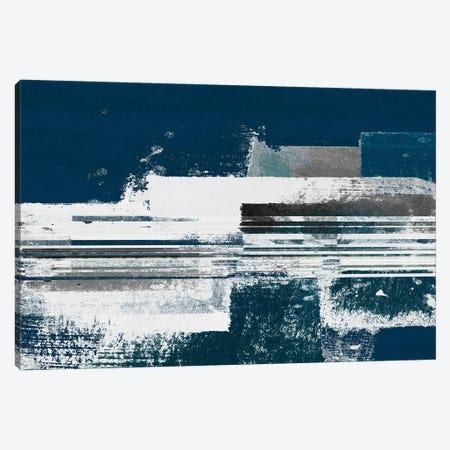 Evening Blocks I Canvas Print #DAM99} by Dan Meneely Canvas Art