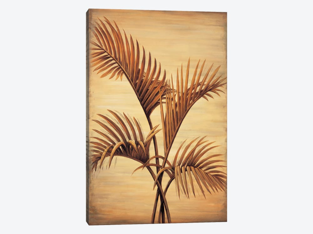 Treasured Palm I by David Parks 1-piece Canvas Art Print