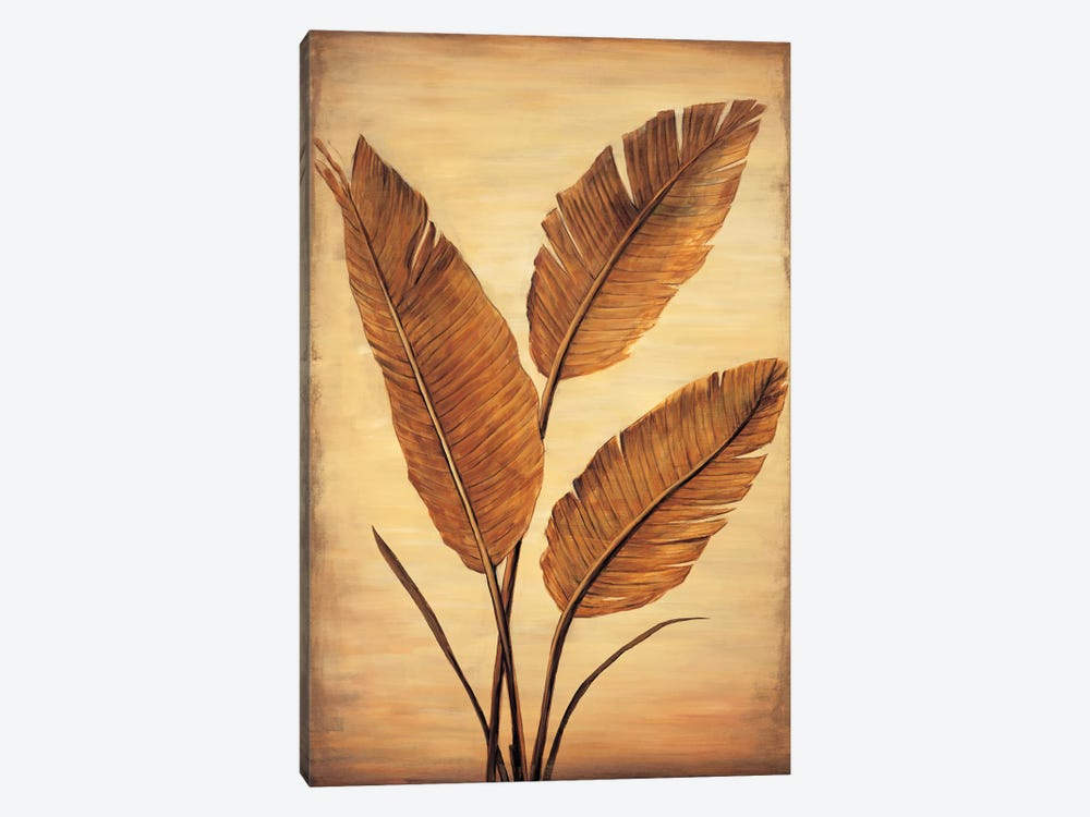 Treasured Palm II by David Parks 1-piece Canvas Art
