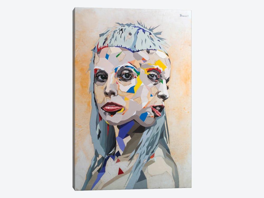 I Fink U Freeky by DAAS 1-piece Canvas Print