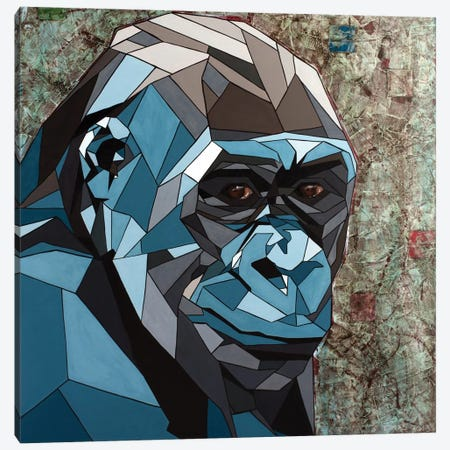 Ishmael Canvas Print #DAS11} by DAAS Canvas Wall Art