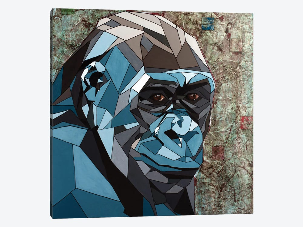 Ishmael by DAAS 1-piece Canvas Art