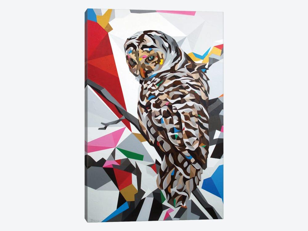 Owl22 by DAAS 1-piece Canvas Art
