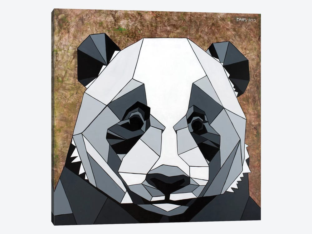 Panda by DAAS 1-piece Canvas Print