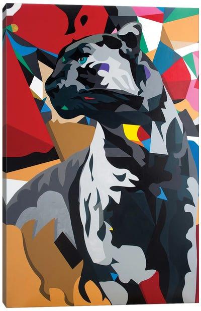 Panther Canvas Print #DAS19