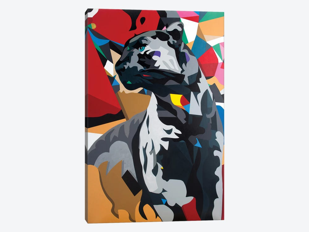 Panther by DAAS 1-piece Canvas Artwork