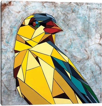 American Goldfinch Canvas Print #DAS1